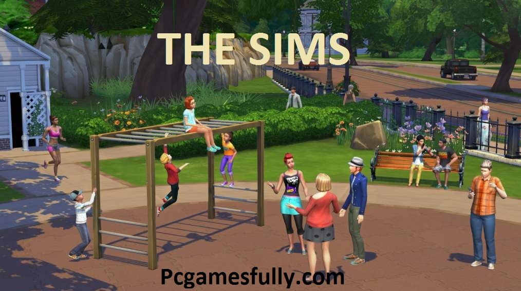 The Sims PC Game