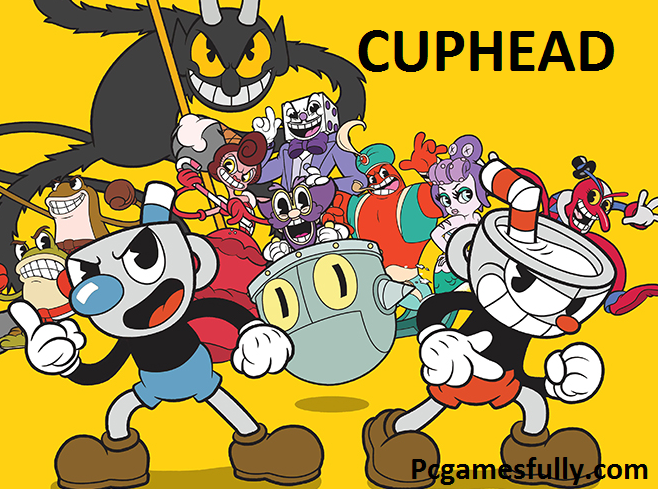 Cuphead Highly Compressed