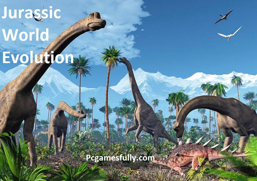 Jurassic World Evolution Highly Compressed