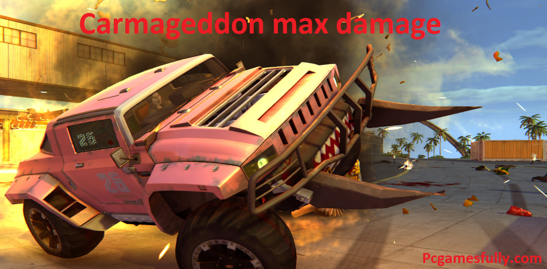 Carmageddon max damage Torrent