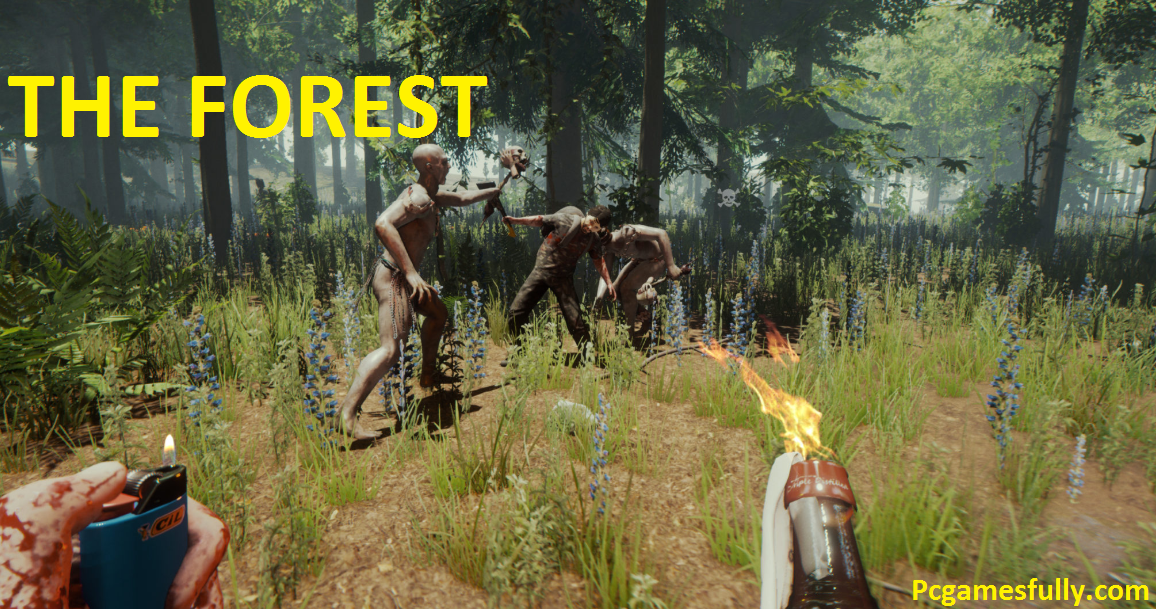 The Forest PC Game
