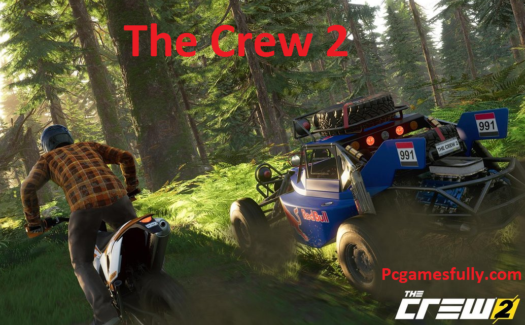 The Crew 2 Highly Compressed