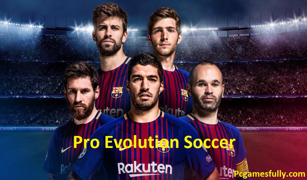 Pro Evolution Soccer Free Download