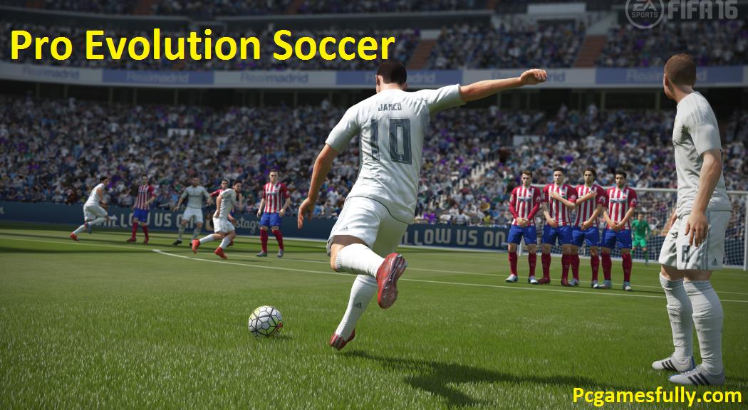 Pro Evolution Soccer Highly Compressed