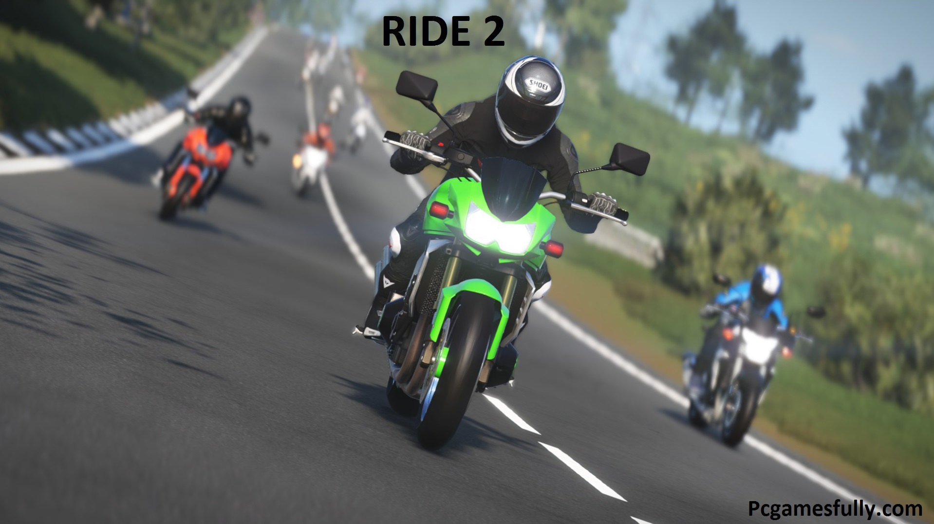 RIDE 2 Highly Compressed