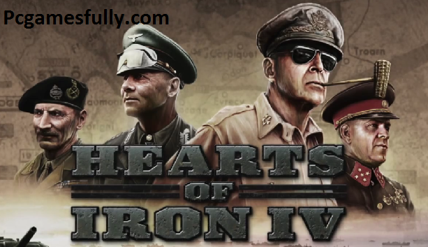 Hearts of Iron IV Torrent