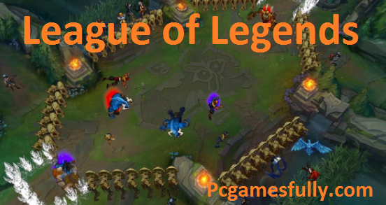 League Of Legends Pc Game Highly Compressed Free Download Fully