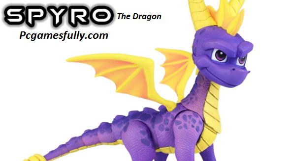 Spyro The Dragon For PC