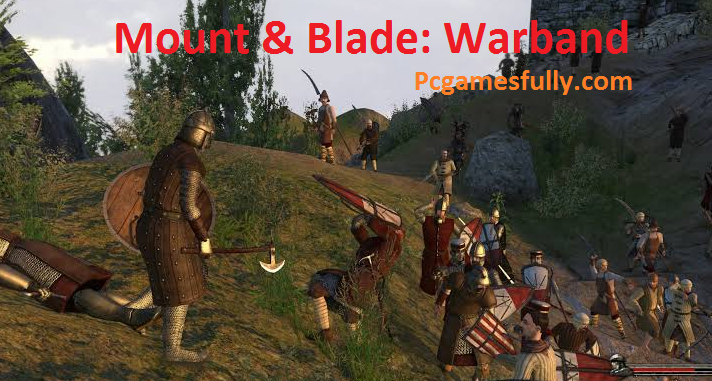 Mount and Blade: Warband PC Game