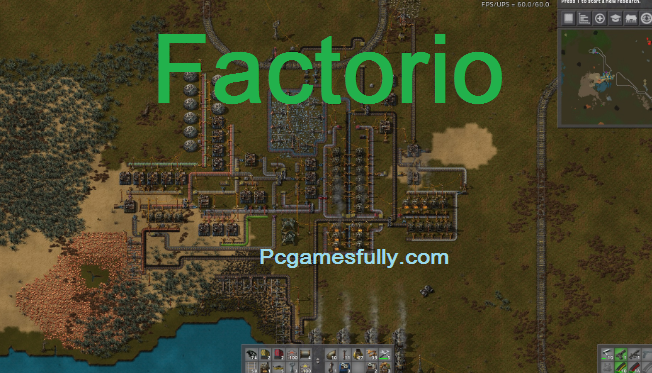 Factorio PC Game